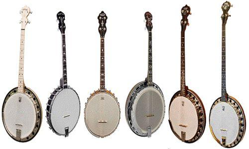 Banjo Catégorie